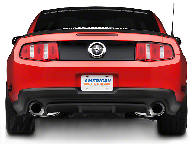 Ford GT500/CS/BOSS Rear Diffuser (10-12 All)