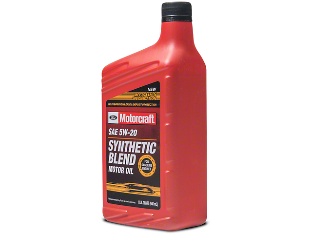 Ford Motorcraft 5W20 Motor Oil