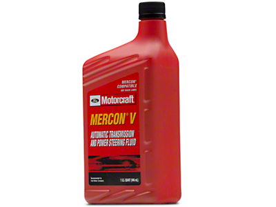 Ford Motorcraft Mercon V Transmission Fluid - Automatic