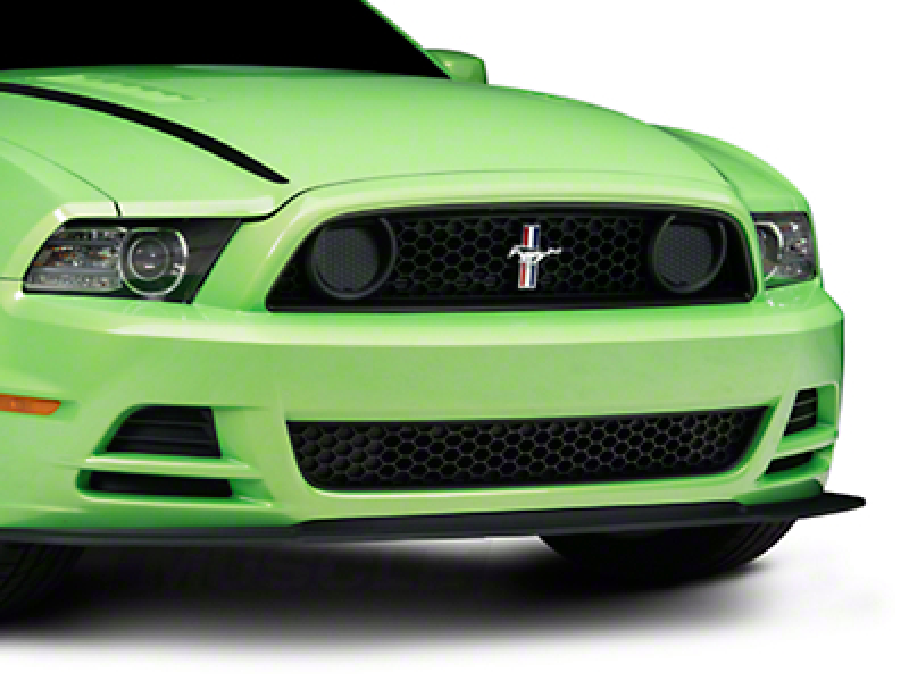 Ford Boss 302 Grille w/ Emblem (13-14 GT; 2013 BOSS 302)