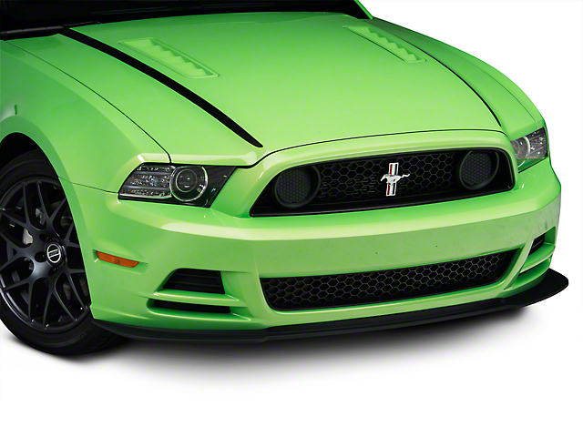 Ford BOSS 302 Front Chin Splitter Kit (13-14 GT, V6, BOSS)