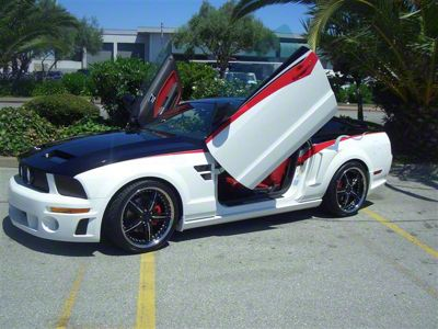Speedform Mustang Lambo Door Kit 54200 05 09 All
