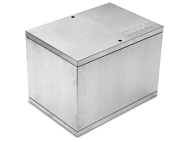 Taylor Aluminum Relocation Battery Box (79-20 All)