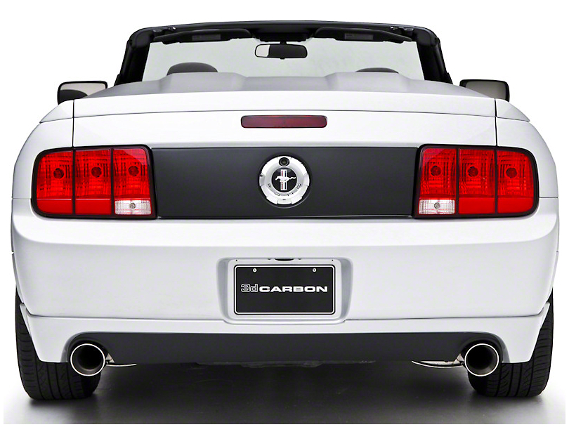 Dual Exhaust Rear Valance (05-09 V6)