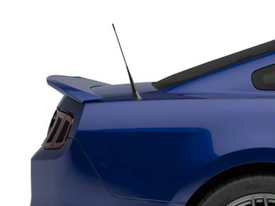 PAINTED for FORD MUSTANG  4 POST SPOILER 2010-2014 NEW ALL COLORS