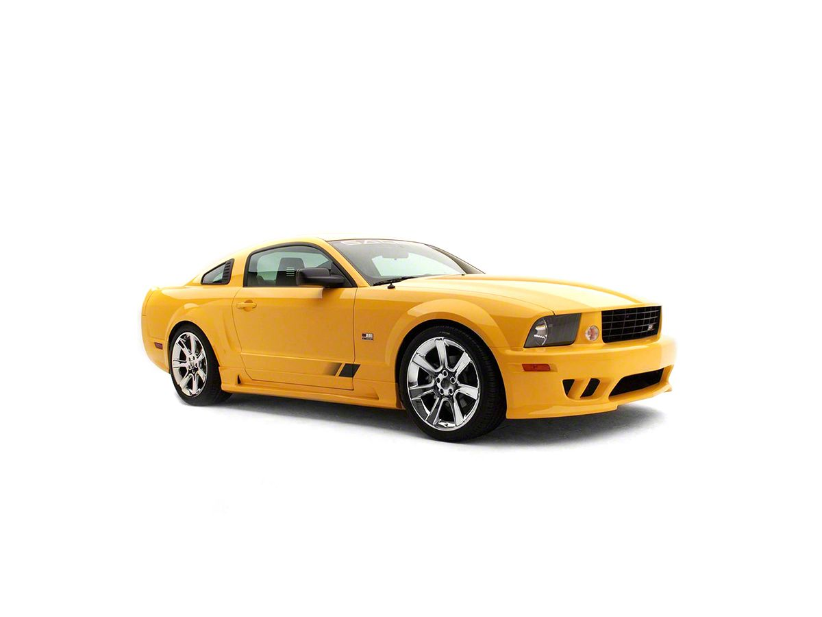 Saleen Mustang S281 Body Kit Unpainted 10 1100 A11308 05