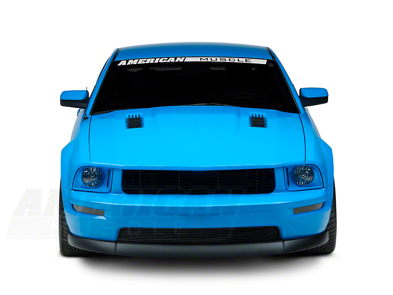 Saleen S281 Hood - Unpainted (05-09 GT, V6)