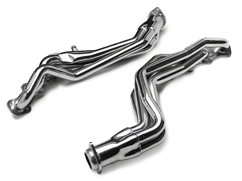 BBK 1-5/8 in. Ceramic Long Tube Headers (96-04 GT w/ Manual Transmission)