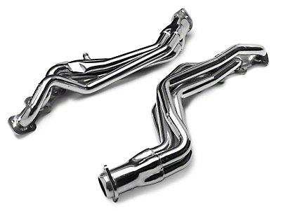 BBK 1-5/8 in. Ceramic Long Tube Headers - Manual (96-04 GT)