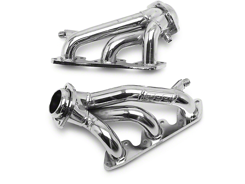 BBK 1-5/8 in. Chrome Shorty Headers (99-04 V6)