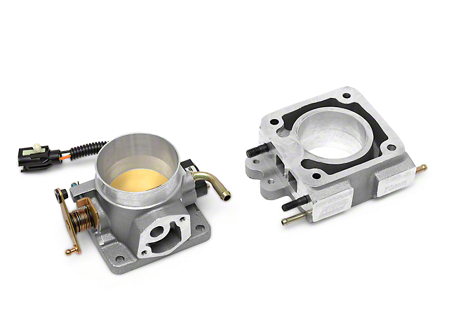 BBK 70mm Throttle Body w/ EGR Spacer (86-93 5.0L)