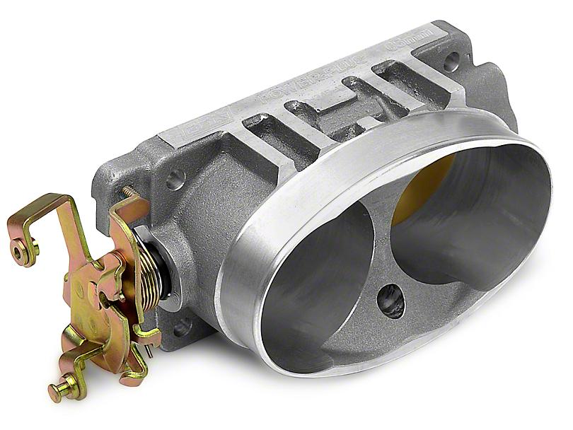 BBK Twin 65mm Throttle Body (96-01 Cobra, Bullitt; 03-04 Mach 1)