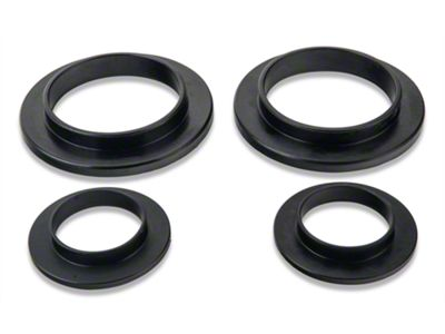 SR Performance Polyurethane Spring Isolators - Rear (79-04 All, Excluding 99-04 Cobra)