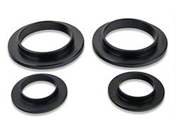 SR Performance Polyurethane Spring Isolators; Rear (79-04 All, Excluding 99-04 Cobra)