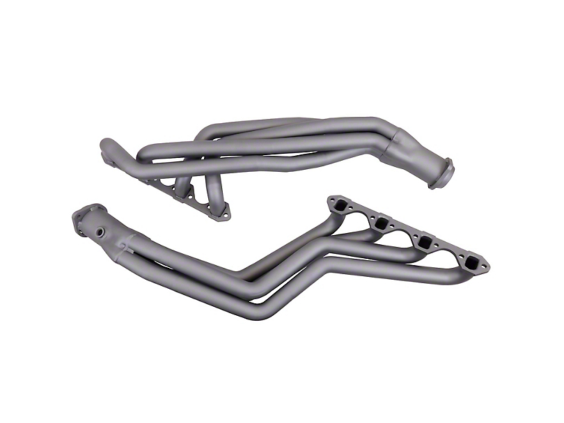 BBK 1-5/8 in. Chrome Long Tube Headers (79-93 5.0L w/ Manual Transmission)