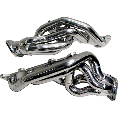 BBK 1-3/4 in. Chrome Tuned Length Shorty Headers (11-14 GT)