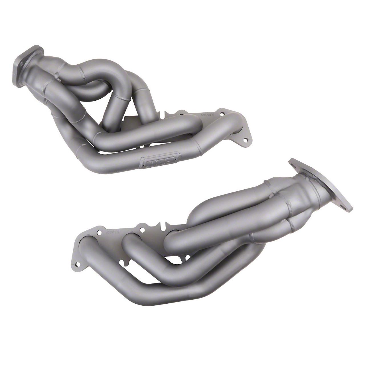 BBK 1-3/4 in. Chrome Tuned Length Shorty Headers (11-14 GT)