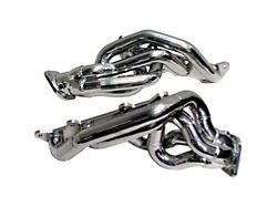 BBK 1-3/4-Inch Tuned Length Shorty Headers; Chrome (11-14 GT)