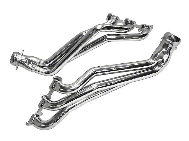 BBK 1-3/4-Inch Long Tube Headers; Ceramic (11-17 V6)