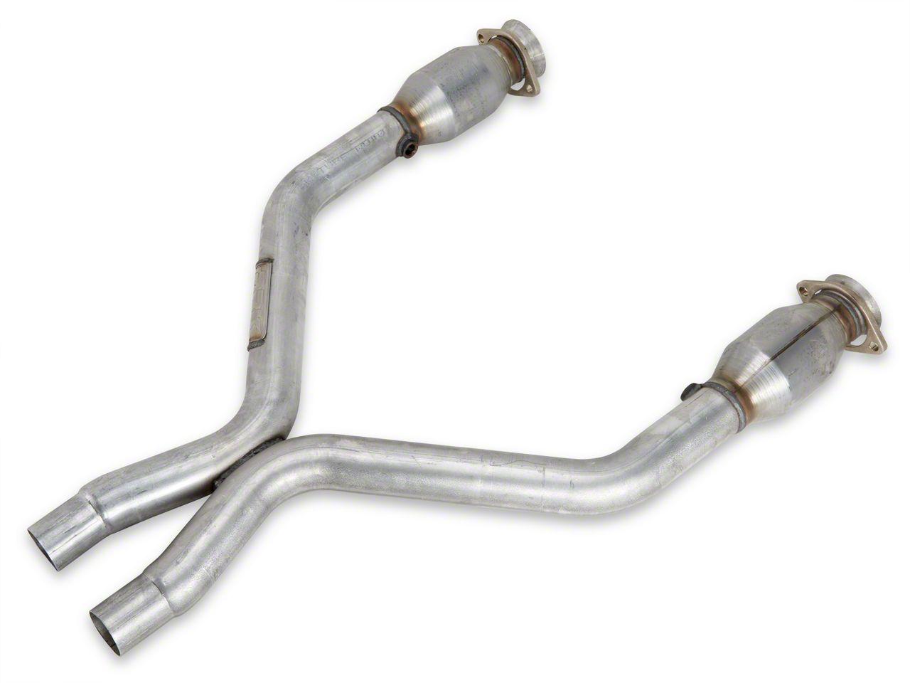 BBK Catted X-Pipe (11-14 V6 w/ Long Tube Headers)