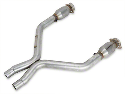 BBK Catted X-Pipe (11-14 V6 w/ Long Tube Headers)
