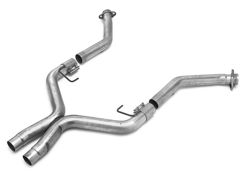 BBK Off-Road X-Pipe (05-10 GT)