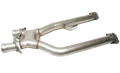 BBK Off-Road X-Pipe (94-95 5.0L w/ Long Tube Headers)