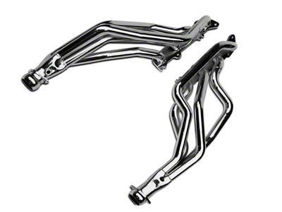 Add BBK 1-3/4 in. Chrome Coyote 5.0L Swap Long Tube Headers (79-04 All)