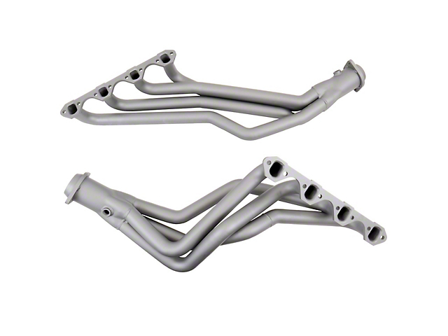 BBK 1-5/8 in. Chrome Long Tube Headers (79-93 5.0L w/ Automatic Transmission)