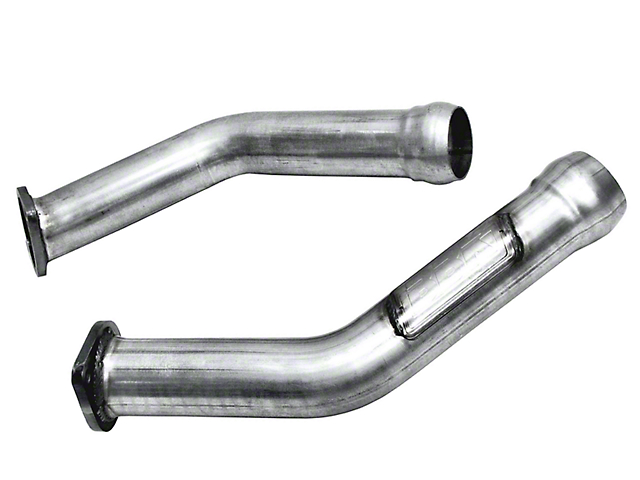 BBK Competition Series Off-Road Cat Delete Pipes (11-14 GT)