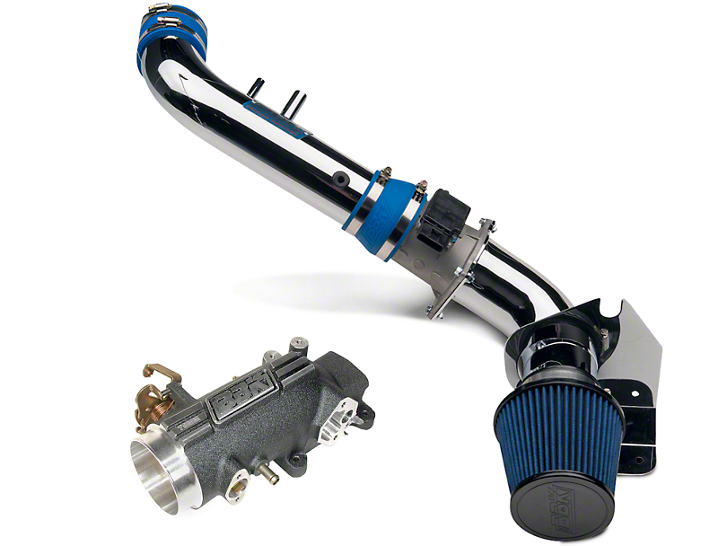 BBK Cold Air Intake & 78mm Throttle Body (96-04 GT)