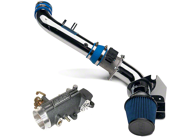 BBK Cold Air Intake with 78mm Throttle Body (96-04 GT)