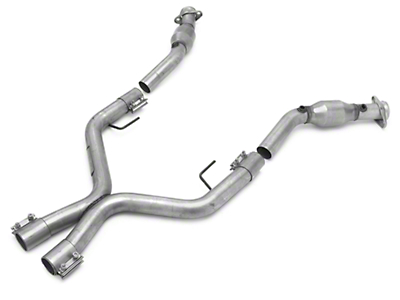 2005-2009 MUSTANG 4.0 V6 NEW STAINLESS STEEL TAIL PIPE TIP ~NICE~