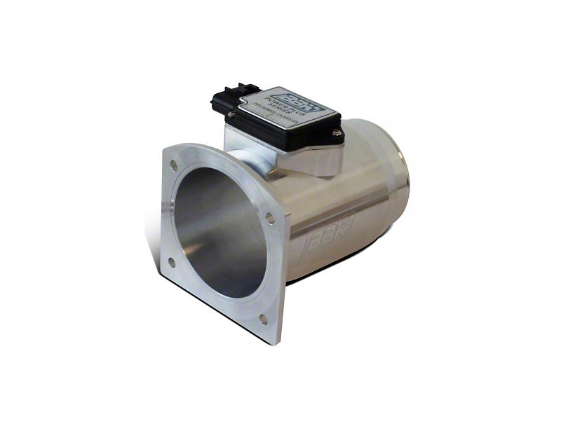 BBK Billet Mass Air Meter for Cold Air Intake and 24 lb. Fuel Injectors (94-95 GT)