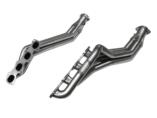 BBK 1-3/4 in. Ceramic Long Tube Headers (07-10 GT500)