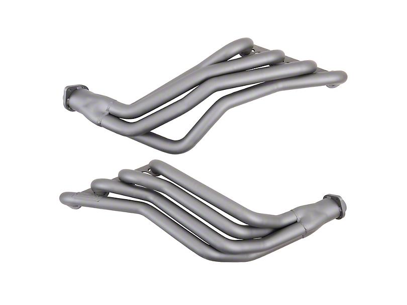 BBK 1-3/4 in. Chrome Long Tube Headers (79-93 5.8L w/ Manual Transmission)