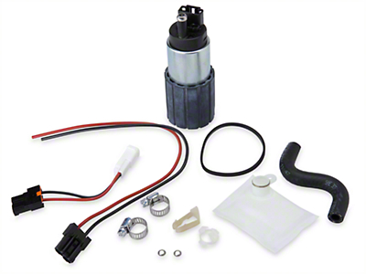 BBK Electric Fuel Pump Kit - 255 LPH (96-97 Cobra)
