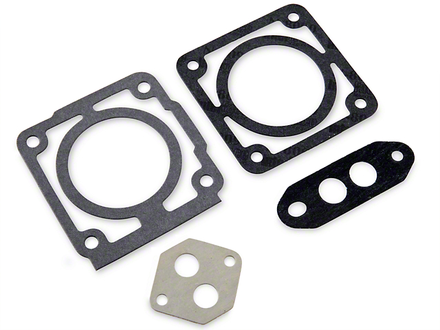 BBK Throttle Body Gasket Kit - 65mm/70mm (86-93 5.0L)
