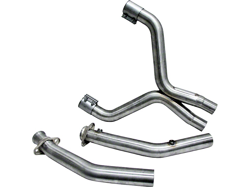 BBK Competition Series Off-Road X-Pipe (11-14 V6)