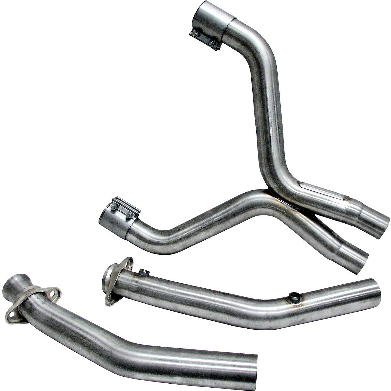 BBK Off-Road X-Pipe (11-14 V6)