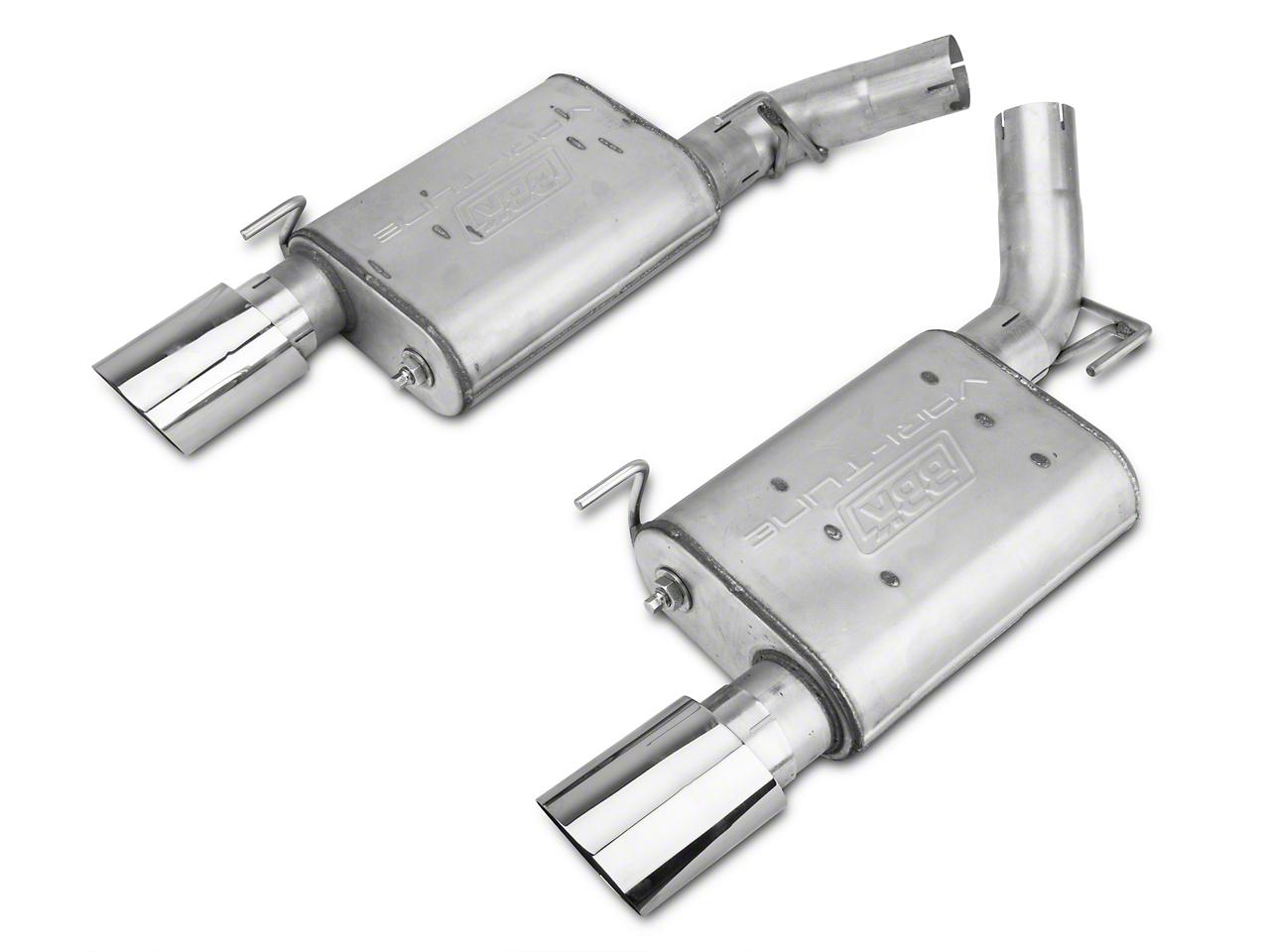 BBK Varitune Axle-Back Exhaust - Aluminized (05-10 GT)