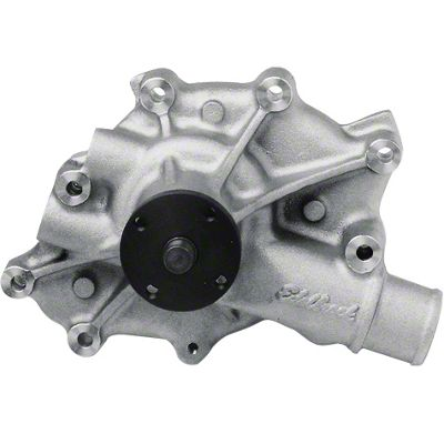 Edelbrock High Flow Performance Victor Series Water Pump - Satin (86-93 5.0L)