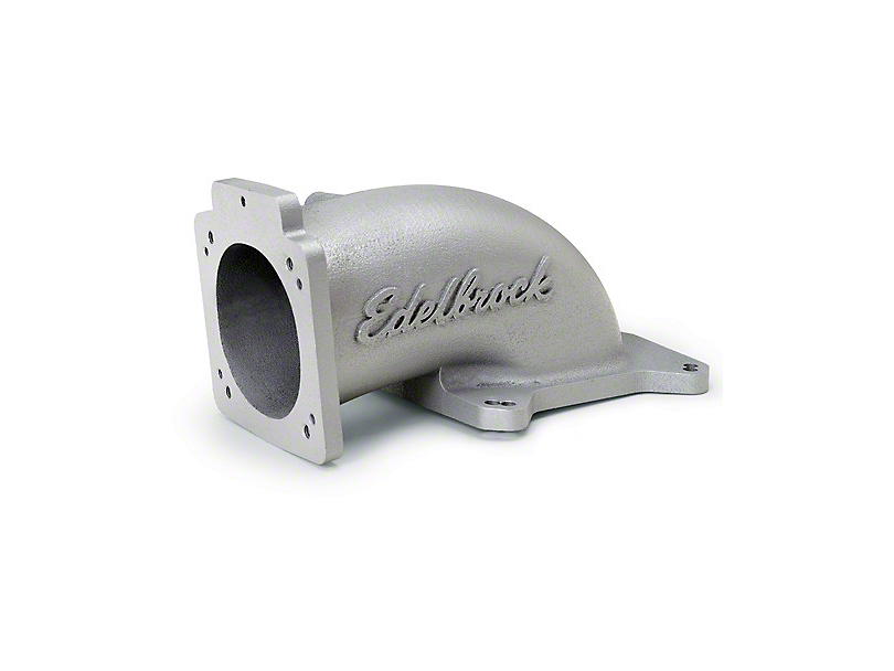 Edelbrock Low Profile Throttle Body Intake Elbow (99-04 GT)