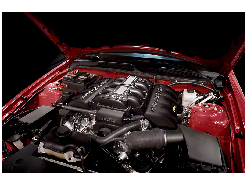 Edelbrock E-Force Stage 1 Street Supercharger Kit with Tuner (2010 GT)