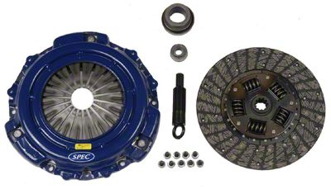 Spec Stage 1 Clutch (86-Mid 01 GT; 93-98 Cobra)