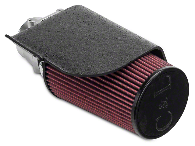 C&L Short Ram Air Intake w/ 80mm MAF (96-01 GT; 2001 Bullitt)