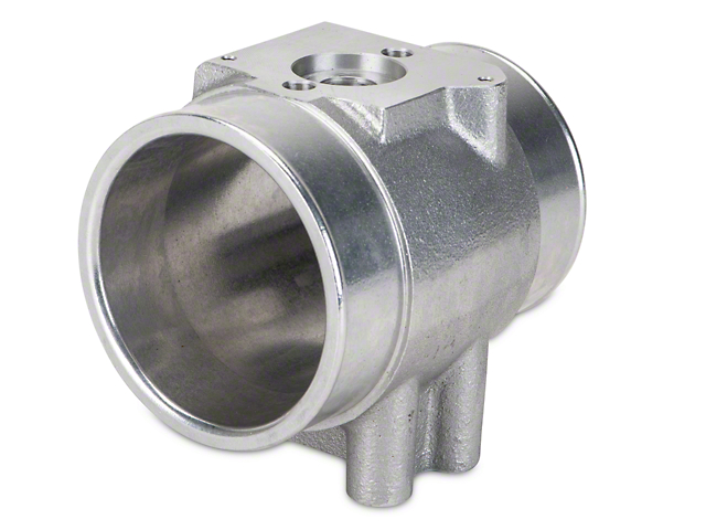 C&L 73mm Mass Air Meter / Sensor Housing (86-93 5.0L, Excluding Cobra)