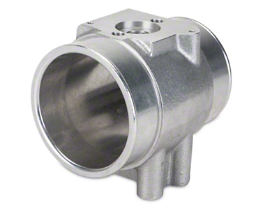 C&L 73mm Mass Air Meter / Sensor Housing (86-93 5.0L, Excluding 1993 Cobra)