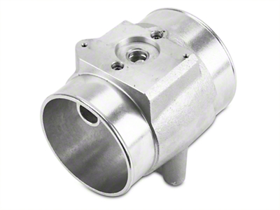 C&L 76mm Mass Air Meter / Sensor Housing (86-93 5.0L, Excluding 1993 Cobra)