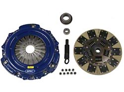 Spec Stage 2 Kevlar Clutch Kit; 10 Spline (Late 01-04 GT; 99-04 Cobra; 03-04 Mach 1)